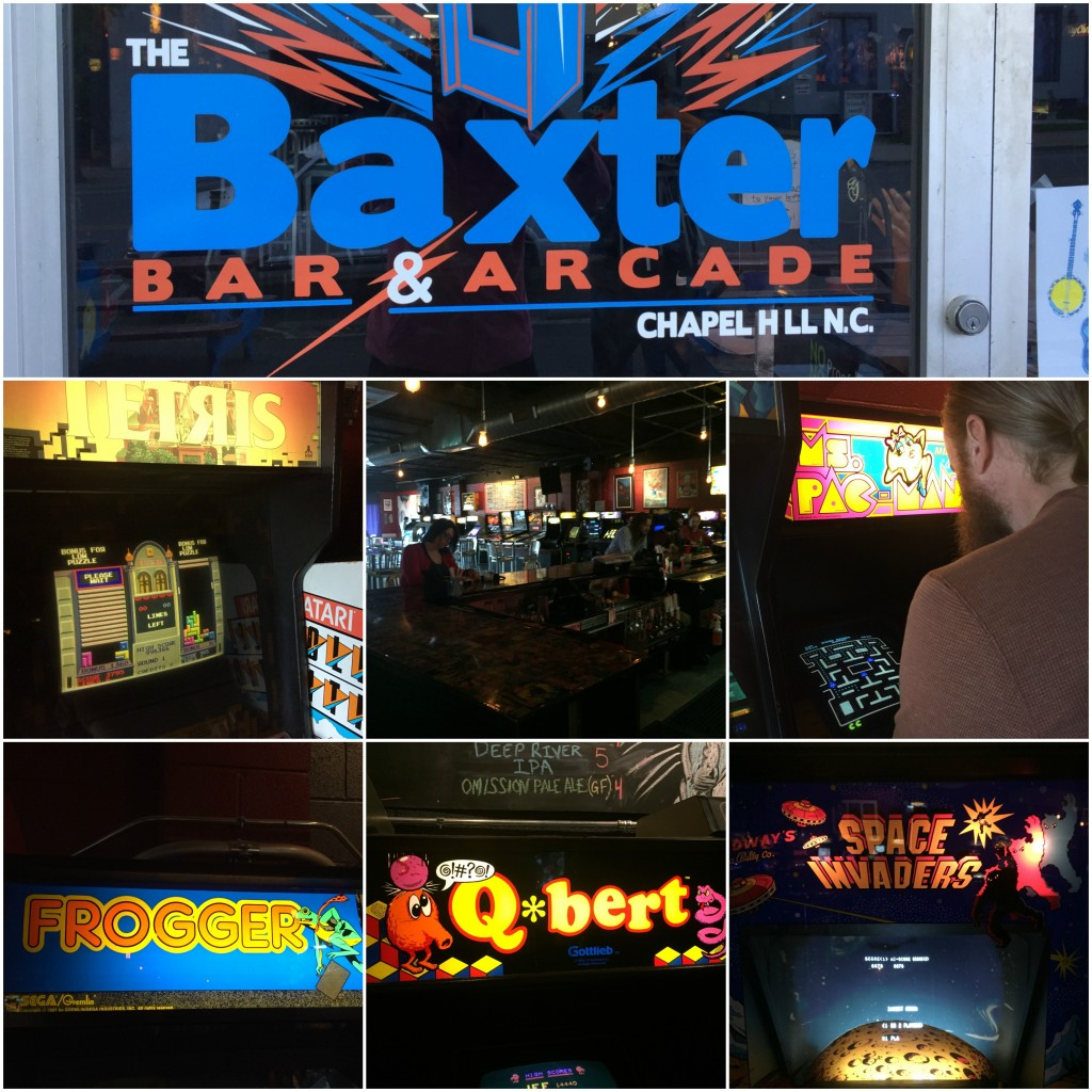 Baxter Bar & Arcade